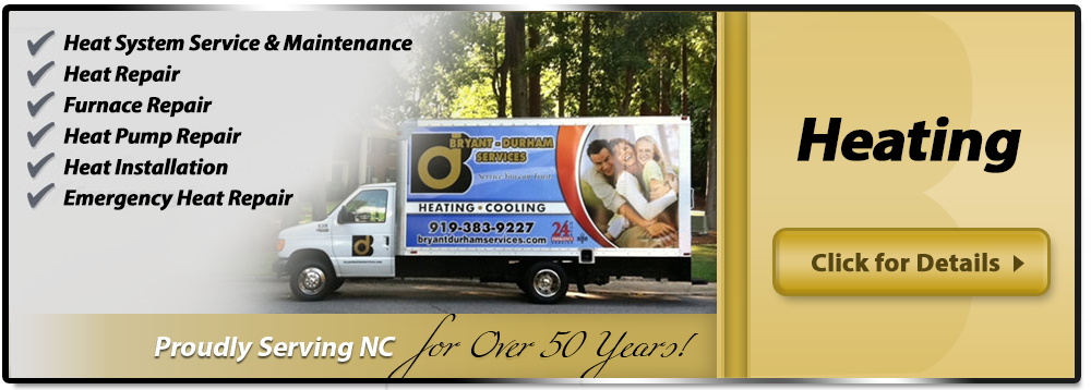 Heating Company in Durham